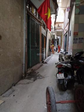 Bán gấp nhà phố chợ Khâm Thiên, Hà Nội giá 1.2 tỷ, 4 tầng, lô góc, ở luôn