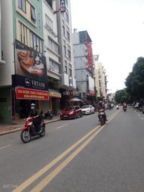 Bán nhà mặt phố Tô Hiệu, Cầu Giấy - cho thuê 150 tr/ tháng, DT 220m2 x 4 tầng, mt 9.5m, giá 35 tỷ