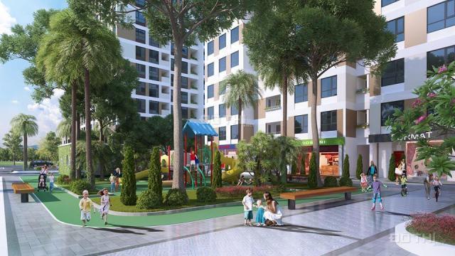Căn góc 3PN hướng Đông Nam đẹp nhất dự án Valencia Garden, chỉ 2.035 tỷ