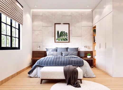 Cần bán gấp nhà mặt phố 1 trệt, 2 lầu tại trung tâm thành phố Thuận An