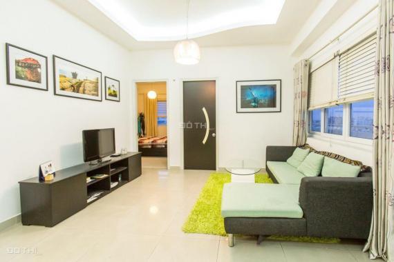 Cho thuê căn hộ cao cấp Minh Thành đường Lê Văn Lương Q. 7, DT 90m2 căn góc 2 PN đầy đủ nội thất