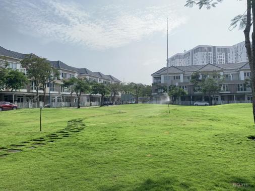 Căn góc thô sân vườn 119m2 Merita Khang Điền - view công viên mát mẻ - sổ hồng chính chủ - vay 70%