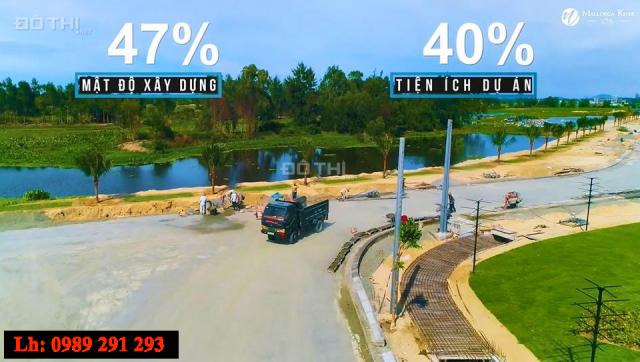 Chỉ cần 424 triệu (30%) sở hữu ngay lô đất tại dụ án Mallorca River City mặt tiền sông Cổ Cò