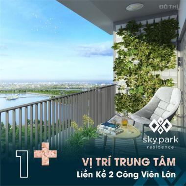 Hot! Chung cư ở luôn sổ đỏ trao tay, Sky Park Residence Quận Cầu Giấy, vay LS 0%, CK 9%, tặng 200tr