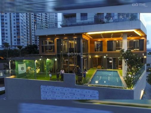 Căn Pool Villa Đảo Kim Cương cần bán loại biệt thự sân vườn hồ bơi, có tổng DT 523.41m2