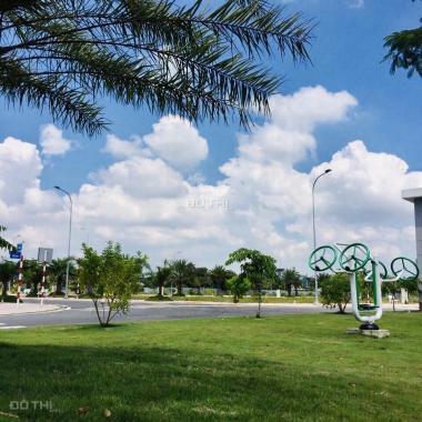 Gia đình cần bán lô đất 84m2 xây dự do trong KDC Centana ĐPT đường Trường Lưu, ngay chợ Long Trường