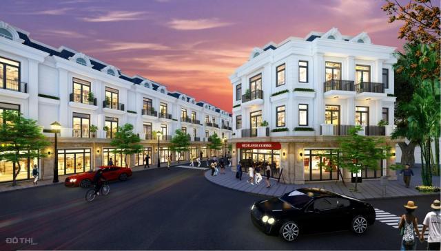 Nhà phố thương mại Gold House Riverside mở bán những căn đẹp nhất tại TP. Thuận An