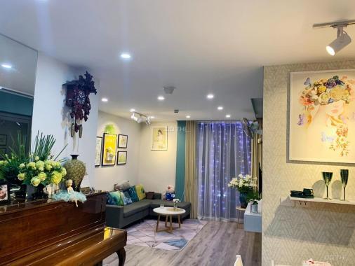 Cho thuê căn hộ Green Park Việt Hưng, full đồ, 2PN, đẹp như khách sạn, 11 tr/tháng. LH 0962345219