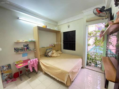 Bán nhà 5 tầng, 4 phòng ngủ phường Nhân Chính ngõ xe ba gác chạy nhỉnh 2 tỷ