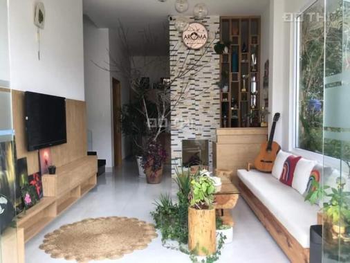 Bán BT nghỉ dưỡng đường Mai Anh Đào, P8, 200m2 - 10 phòng, có sân vườn