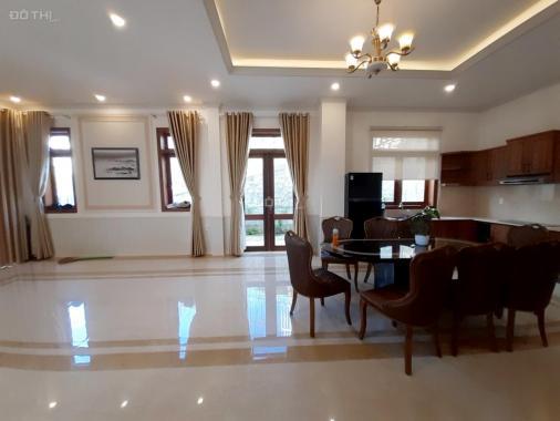 Bán biệt thự vip 218,97 m2 2 mặt tiền, full nội thất cao cấp đường Đống Đa, P. 3 Đà Lạt