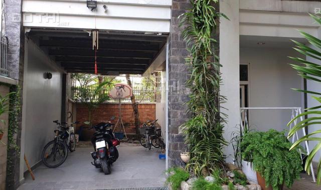 Bán biệt thự Fideco Thảo Điền, 279m2, 1 trệt 2 lầu, sân vườn, giá 50 tỷ