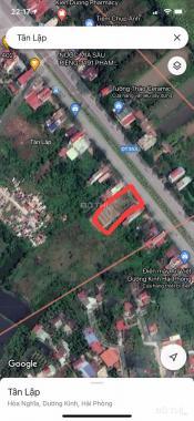 Bán lô đất mặt đường 353 - Dương Kinh - Phường Hoà Nghĩa, qua đường 402 khoảng 200m