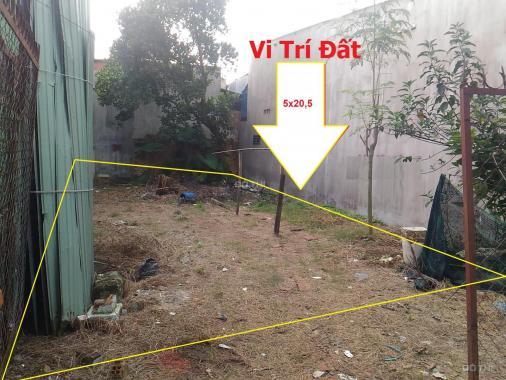 Bán đất tại đường Lê Hồng Phong, Phường Tân Đông Hiệp, Dĩ An, Bình Dương, DT 102m2, giá 2.7 tỷ