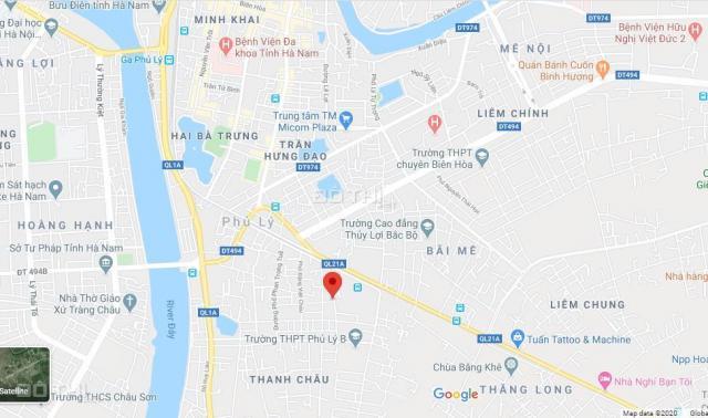 Bán lô góc mặt đường Lê Thị Hồng Gấm giao với Lý Trần Thẩn