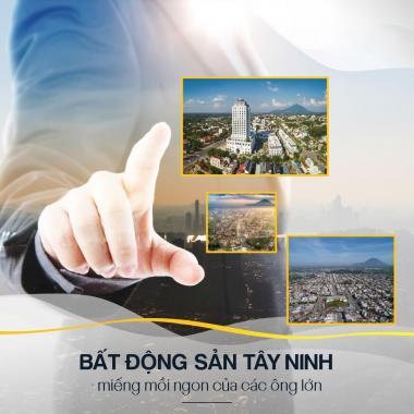 Chính thức nhận booking khu đô thị tại Phường 3, TP Tây Ninh