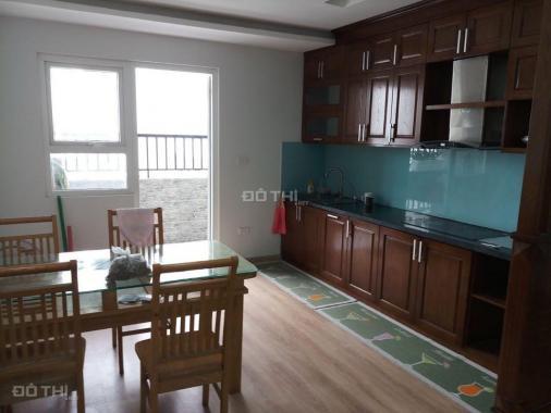 Bán căn hộ góc, tầng thấp, nhà thoáng mát, 76m2 3PN HH1 Linh Đàm giá 1,26 tỷ