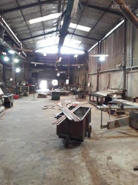 Khách thuê mới hết hợp đồng cho thuê xưởng 1200m2 KCN Phú Thị, huyện Gia Lâm
