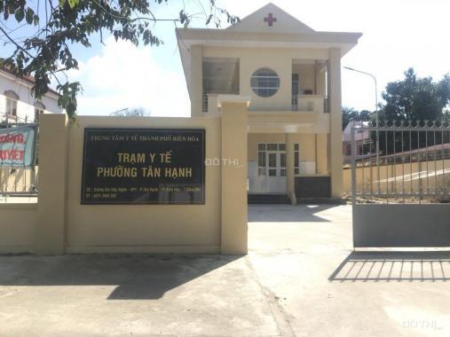 Bán đất ở Tân Hạnh giá rẻ 750tr/lô full thổ cư gần ngay ngã 3 Cây Keo - đường Phạm Văn Diêu