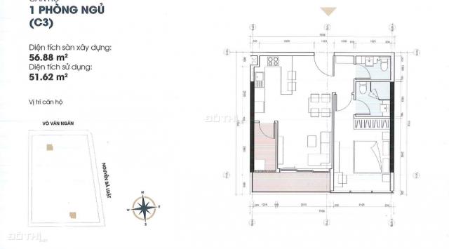 King Crown Infinity - Biểu tượng thành phố sáng tạo, lựa chọn layout theo nhu cầu chủ nhân