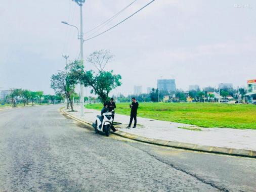 Chính chủ cần bán gấp lô đất ven biển phía Nam Đà Nẵng block lk21 khu đô thị Ngọc Dương Riverside
