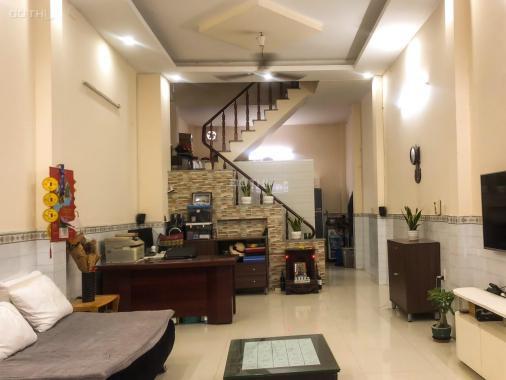 Nhà mặt tiền Thạnh Lộc 31 gần Ngã Tư Ga, DT 4,3x13m, 1 trệt 1 lầu, 2PN