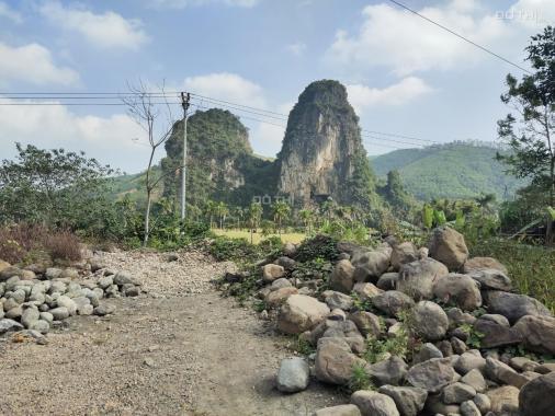 Bán đất mặt đường QL6 gần sân golf Phượng Hoàng tại Lương Sơn, Hòa Bình