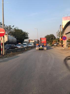 Gấp! Cho thuê 150m2 kho ở nút giao cầu Thanh Trì và đầu đường 379 Ecopark, Cổ Linh, Long Biên