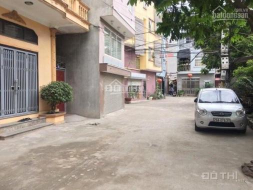 Bán đất tại phường Thạch Bàn, Long Biên, Hà Nội, diện tích 39m2, mặt tiền 4m, ngõ 4m