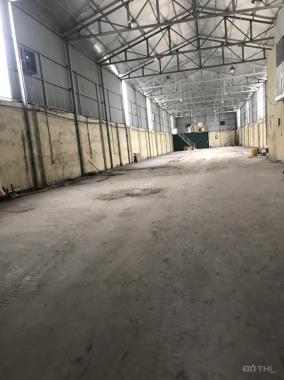 Có xưởng rộng 1200m2 cần cho thuê tại cụm công nghiệp Kiêu Kỵ, Gia Lâm
