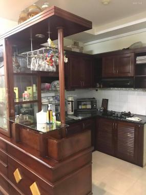 Cho Thuê Căn hộ Central Garden Quận 1, DT: 78m2 2PN, giá: 10 tr/th, có đủ nội thất