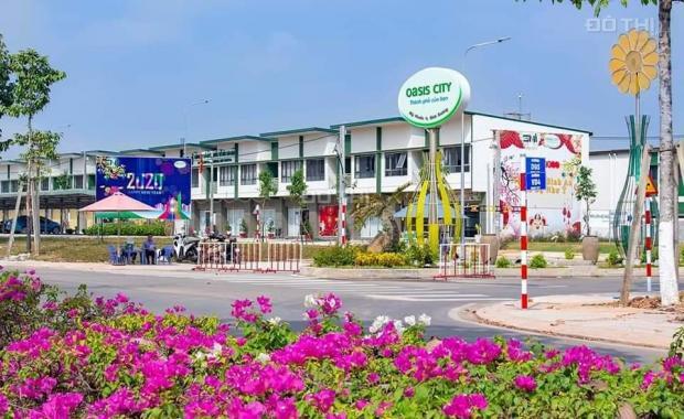 Nhà phố Oasis City MT Vành Đai 4, đối diện ĐH Việt Đức, thanh toán trước 600tr