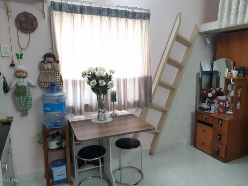 Cho thuê căn studio Quận 1, Hồ Hảo Hớn, full nội thất, 25m2