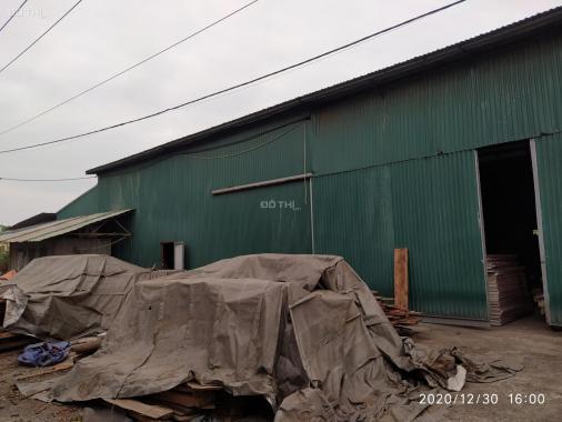 Cho thuê xưởng ở xã Yên Thường, Gia Lâm, xe container đi vào xưởng, giá thuê 55k/m2/tháng