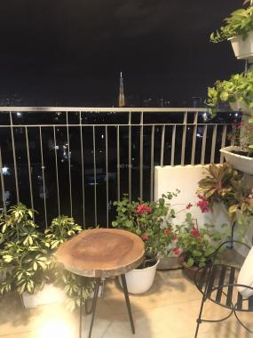Bán căn hộ full nội thất 71m2, 2PN, 2WC, 1 PK, bếp, chung cư Opal Garden Thủ Đức 3.3 tỷ