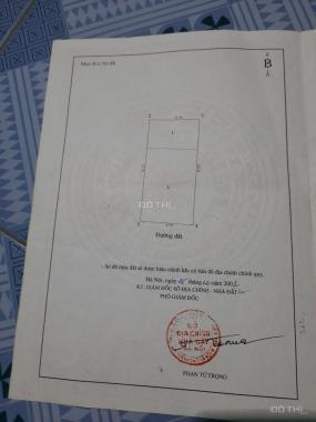 Cần bán nhà 3 tầng, 31m2 Thụy Phương, Bắc Từ Liêm 2,15 tỷ 0967555887