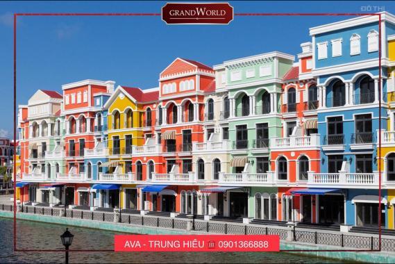 Siêu sản phẩm shophouse - boutique hotel Quốc tế Grandworld Vinpearl Phú Quốc, Mr Hiếu 0901366888
