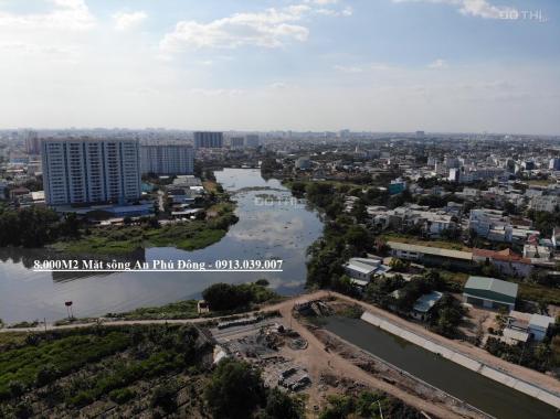 Bán 8.000m2 đất mặt sông An Phú Đông Quận 12 giá rẻ - Gấp 2021