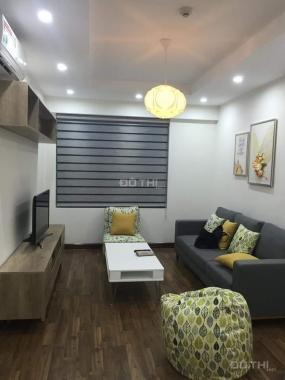 Cho thuê chung cư Goldmark City 136 Hồ Tùng Mậu 83m2, 2PN 2WC full đồ ưu tiên GĐ vào ở luôn