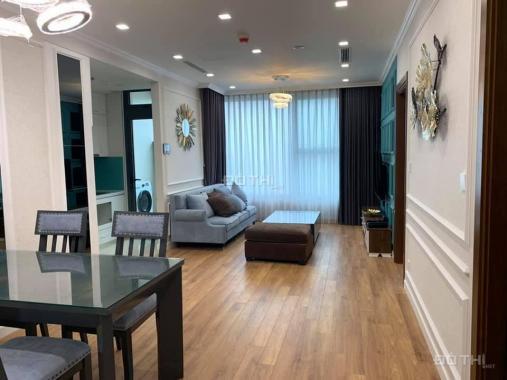 Cho thuê căn hộ tầng 14 Lancaster Hà Nội: Loại 112m2, 3PN, đầy đủ đồ view hồ, ảnh thật, 18 triệu