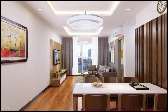 Bán căn hộ chung cư Eco Lake View 32 Đại Từ 69m2 giá 2,1 tỷ