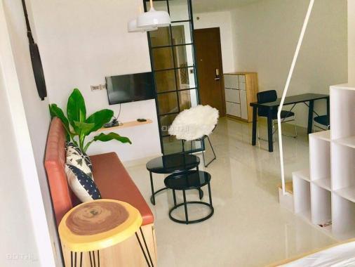 Officetel Saigon Royal 43m2 view thoáng mát, đầy đủ nội thất giá 3,2 tỷ thương lượng