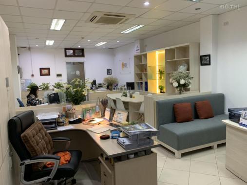 Cho thuê MB toà nhà 6 tầng, 5 phòng, mặt phố Giảng Võ sàn 60m2, mặt tiền 6m. Thuận lợi kinh doanh