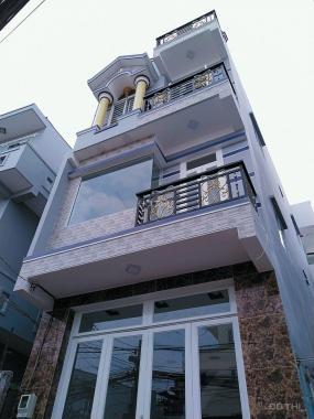 Bán dãy phố 4 tấm 3.5x10m, P16 Q8 cách Metro Bình Phú 2km giá chỉ 2.15 tỷ - 0902331665