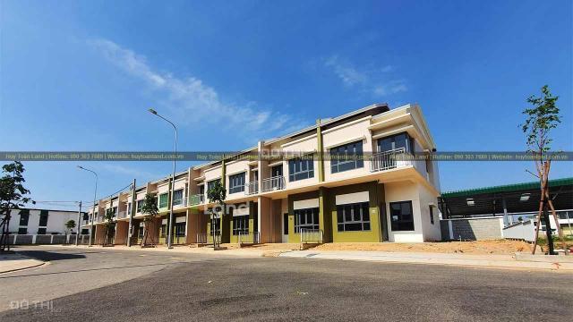 Chuyển công tác bán nhà phố Oasis City, 1 trệt 1 lầu, chỉ cần 600tr, đối diện ĐH Việt Đức