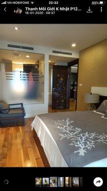 Cho thuê căn hộ cao cấp tại Hoàng Thành Tower 114 Mai Hắc Đế, 3PN, full nội thất, Lh 0974429283