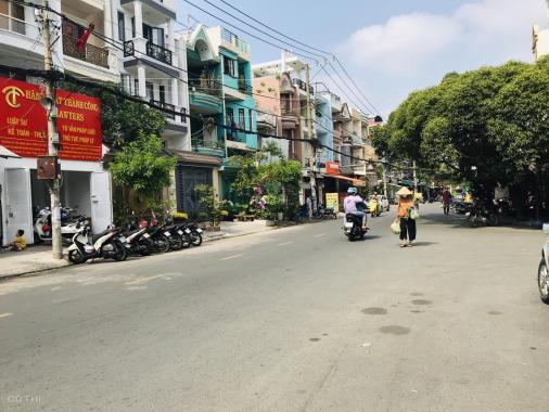 Bán nhà hẻm xe hơi 10m Lê Đức Thọ, sân tennis Hoàng Long, DT 5x20m, giá cực tốt 10 tỷ TL