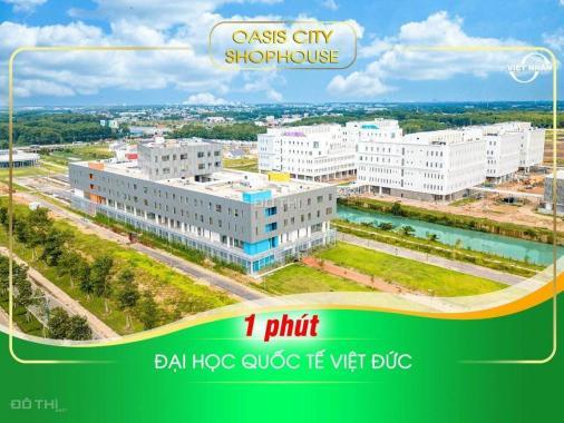 Bán mặt bằng kinh doanh chỉ 900tr cam kết thuê lại 15tr/tháng. Ngay trường ĐH Quốc tế Việt Đức