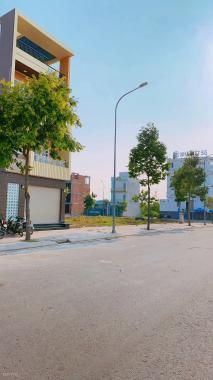 Bán gấp nền đất liền kề, mặt tiền 2 làn đường ô tô xe máy KDC Tân Đô