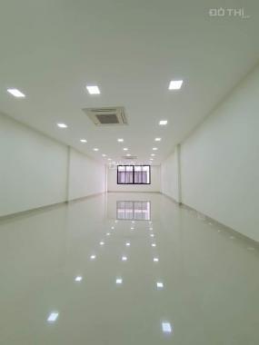 Tòa nhà hiện đại thang máy mặt phố Nhổn 85/100m2 x 6 tầng MT 6m 27 tỷ KD sầm uất Từ Liêm